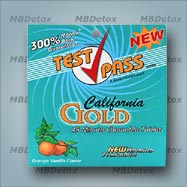 CALIFORNIA GOLD CHEWABLE EMERGENCY FLUSH