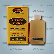 Ultra Pure Pre Mixed Synthetic Urine Mbdetox