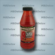 QCARBO Fast Cleansing Formula. Strawberry-Mango Flavor.